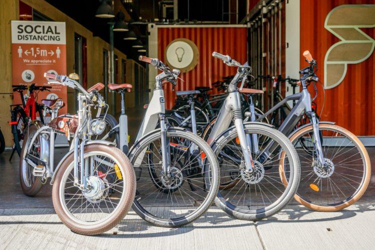 Elektrische Lifestyle fietsen 2020